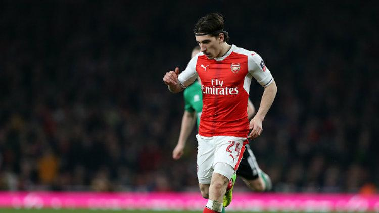 Bintang Arsenal, Hector Bellerin Copyright: John Patrick Fletcher/Action Plus via Getty Images