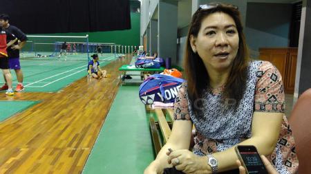 Legenda Buluntangkis putri Indonesia, Susi Susanti. - INDOSPORT
