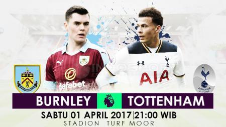Prediksi Burnley vs Tottenham Hotspur. - INDOSPORT