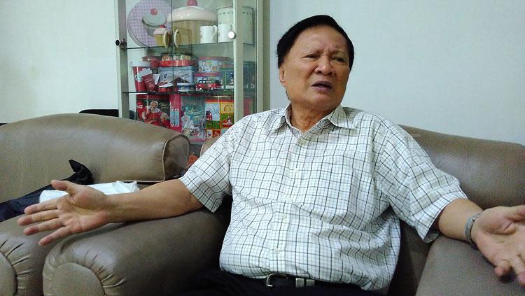 Legenda Bulutangkis Indonesia, Tan Joe Hok. Copyright: Ramadhan/INDOSPORT