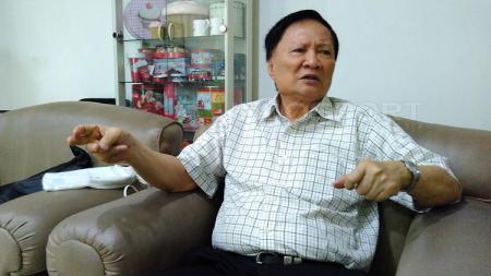 Legenda Bulutangkis Indonesia, Tan Joe Hok. - INDOSPORT