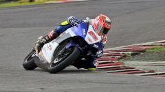Indosport - Pembalap Indonesia, Wahyu Aji Trilaksana.