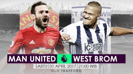 Prediksi Manchester United vs West Bromwich Albion. - INDOSPORT