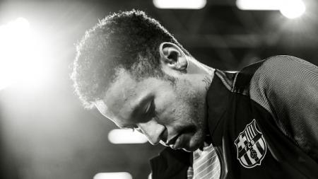 Pemain Barcelona, Neymar. - INDOSPORT