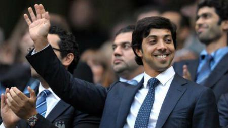Pemilik Manchester City, Sheikh Mansour bin Zayed al-Nahyan, disebut resmi memiliki klub ke-9 setelah mengakuisisi tim SK Lommel dari Belgia - INDOSPORT