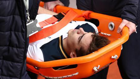 Harry Winks yang mengalami cedera engkel. - INDOSPORT