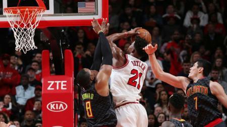 Atlanta Hawks versus Chicago Bulls. - INDOSPORT