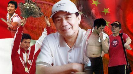 Tong Sin Fu pernah melatih Bulutangkis Indonesia dan China. - INDOSPORT