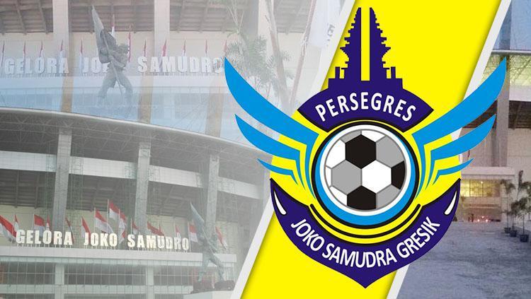 Persegres Gresik United. Copyright: INDOSPORT/Istimewa