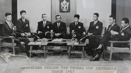 Inilah dream team Piala Thomas asal Indonesia yang pasti akan memberikan jaminan juara ketika mereka dimainkan bersama. - INDOSPORT