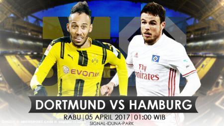 PrediksiBorussia Dortmund vs Hamburg. - INDOSPORT