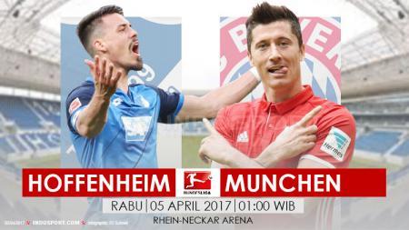 Prediksi Hoffenheim vs Bayern Munchen. - INDOSPORT