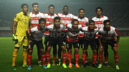 Skuat Madura United FC. - INDOSPORT