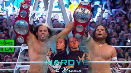 The Hardy Boyz dan Para Kakak-Adik Kandung yang Tampil di Panggung WWE - INDOSPORT
