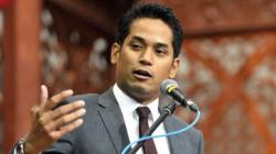 Menteri Pemuda dan Olahraga Malaysia, Khairy Jamaluddin.