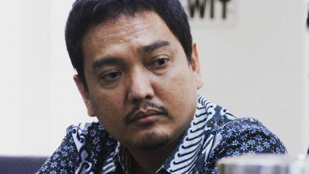 CEO PSIS Semarang, Yoyok Sukawi mengaku kecewa dengan hukuman yang diberikan Komdis PSSI ke Elisa Basna. - INDOSPORT