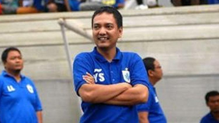CEO PSIS Semarang, Yoyok Sukawi. Copyright: Instagram@Yoyok Sukawi