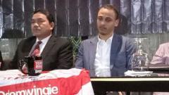 Indosport - Pemain baru Madura United, Peter Odemwingie.