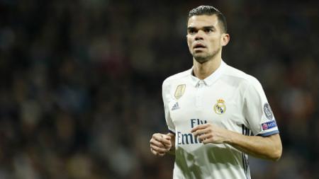Eks Real Madrid Pepe Mengatakan Madrid adalah Kuburan Bagi Bek Sepertinya - INDOSPORT