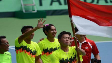 Tim Davis Indonesia. - INDOSPORT
