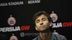 Indosport - Pelatih Timnas Indonesia U-22 dan senior, Luis Milla.