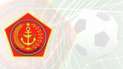 Indosport - Logo PS TNI