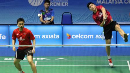 Mantan rekan Hendra Setiawan, Tan Boon Heong, punya cerita pahit tertimpa kualat hingga hampir bangkrut, akibat sombong kepada pelatihnya sendiri, Rexy Mainaky. - INDOSPORT
