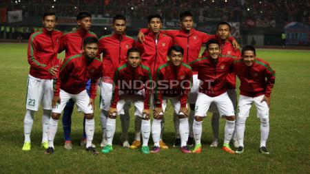Timnas Indonesia akan melawan Kamboja pada pekan depan. - INDOSPORT