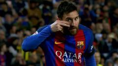 Indosport - Lionel Messi pernah nyaris didatangkan Inter Milan.