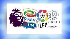 Indosport - Hasil Lengkap Pertandingan Elite Eropa.