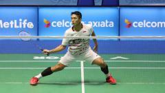 Indosport - Jonatan Christie