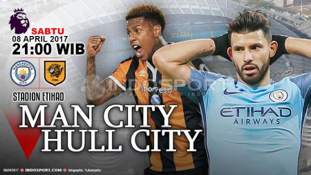 Prediksi Manchester City vs Hull City - INDOSPORT