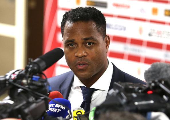Direktur Sepakbola PSG, Patrick Kluivert. Copyright: Jean Catuffe/Getty Images
