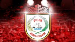 Indosport - Logo PSM Makassar.