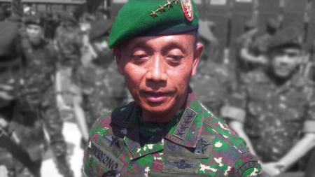 KASAD Jenderal TNI Mulyono. - INDOSPORT