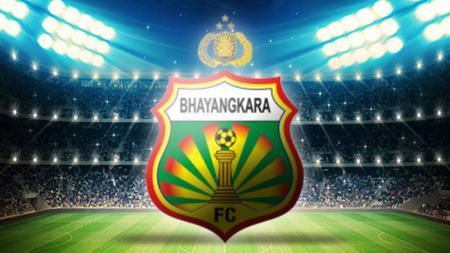 Logo Bhayangkara FC. - INDOSPORT