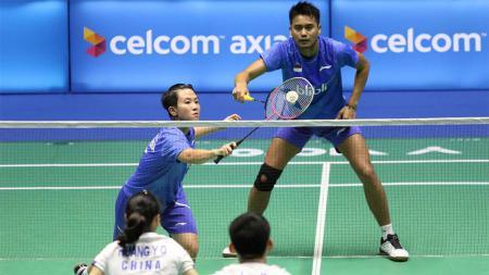 Tontowi Ahmad dan Liliyana Natsir - INDOSPORT
