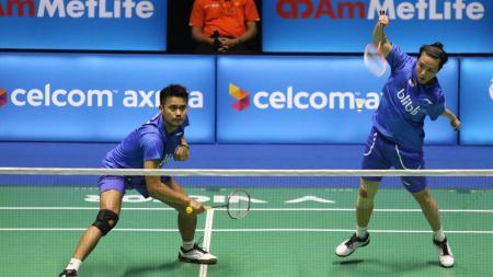 Tontowi Ahmad dan Liliyana Natsir. - INDOSPORT