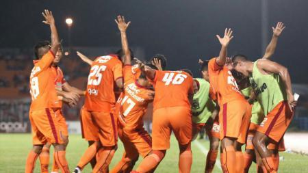 Para pemain Borneo FC. - INDOSPORT