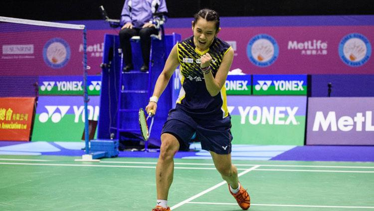 Tai Tzu Ying juara tunggal putri MalaysiaSSP 2017. Copyright: FirstpostSports‏Verified account