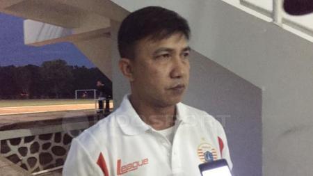 Manajer Persija Jakarta, Ardhi Tjahjoko. - INDOSPORT