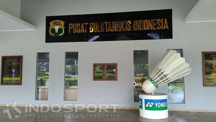 Pelatnas PBSI Cipayung Copyright: Ramadhan yahya/Indosport
