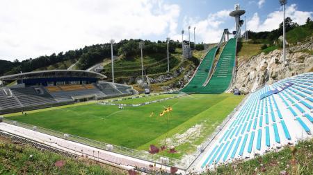 Stadion Alpensia. - INDOSPORT