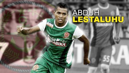 Manajemen Persebaya Surabaya terus berjuang supaya bisa mendatangkan Abduh Lestaluhu di bursa transfer jelang Liga 1 2020 bergulir. - INDOSPORT