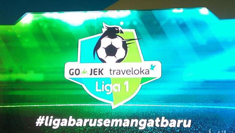 Liga 1. Copyright: Twitter