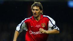 Indosport - Mengenang perjalanan manis dan getir kapten legendaris klub Arsenal, Tony Adams, dalam meraih kejayaan di Liga Inggris dan Eropa.