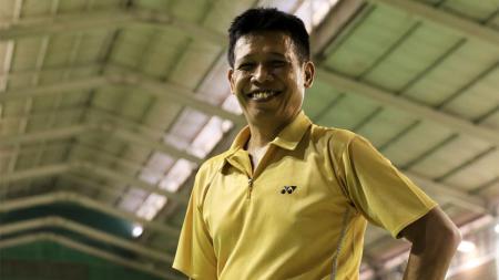 Chafidz Yusuf, Asisten Pelatih Bulutangkis Ganda Putri PBSI. - INDOSPORT