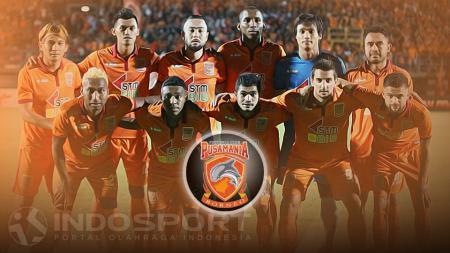 Skuat Borneo FC - INDOSPORT