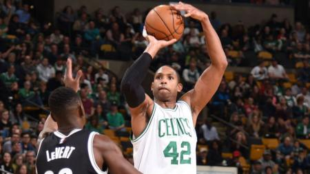 Boston Celtics vs Brooklyn Nets. - INDOSPORT