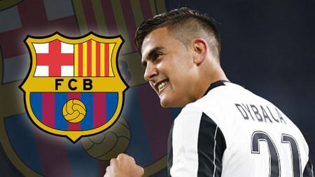 Berminat main di Barcelona dan bereuni dengan Lionel Messi, Paulo Dybala ingin khianati Juventus? - INDOSPORT